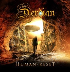 Derdian – Human Reset 1 - fanzine