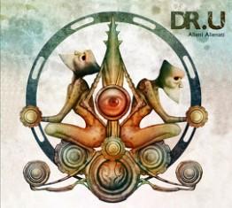 Dr. U - Alieni Alienati 1 - fanzine