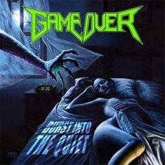 Game Over - Burst Into The Quiet 1 - fanzine