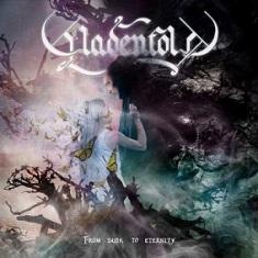 Gladenfold – From Dusk To Eternity 1 - fanzine