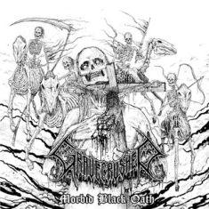 Gravecrusher- Morbid Black Oath  1 - fanzine