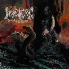 Incantation - Dirges of Elysium 10 - fanzine