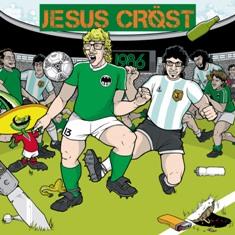 Jesus Cröst – 1986 9 - fanzine