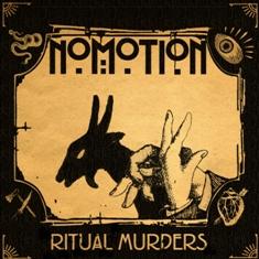 Nomotion – Ritual Murders 1 - fanzine