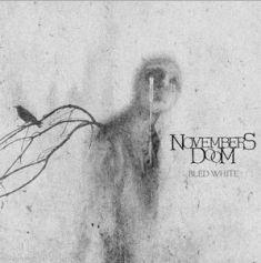 Novembers Doom – Bled White 1 - fanzine