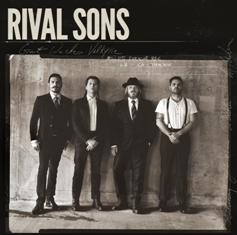 Rival Sons - Great Western Valkyrie 1 - fanzine