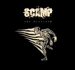 Scamp - The Deadcalm 2 - fanzine