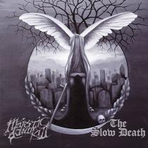 Majestic Downfall / The Slow Death - Split 9 - fanzine