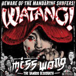 Watang! - Miss Wong 3 - fanzine