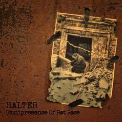 Halter – Omnipresence Of Rat Race 1 - fanzine