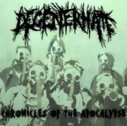Degenerhate - Chronicles Of The Apocalypse 1 - fanzine