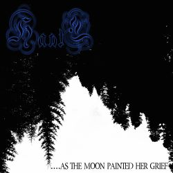 HaatE - As The Moon Painted Her Grief 1 - fanzine