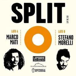 Marco Mati / Stefano Morelli – Split 1 - fanzine
