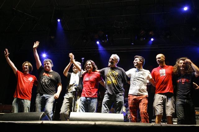 Musica: Concerto Fratelli di Soledad - Colonia Sonora 2011