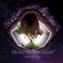 Steve Foglia - Steve In Wonderland 1 - fanzine