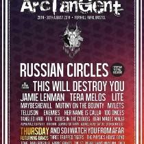 ARCTANGENT - Live Report 1 - fanzine