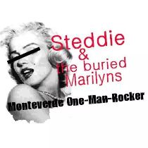 Steddie & The Buried Marilyns - Monteverde Electric Minstrel 1 - fanzine