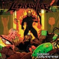 Lethal Vice - Thrash Converters 11 - fanzine