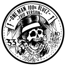One Man 100% Bluez - My Whole Love / The River Flows 1 - fanzine