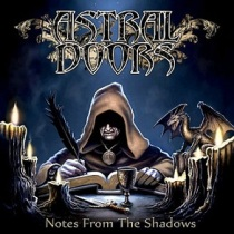 Astral Doors - Notes From The Shadows 9 - fanzine