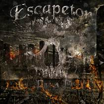 Escapetor - Fear 1 - fanzine