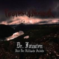 Graves Of Nosgoth - Dr. Fausten (Und der Höllische Anleihe) 1 - fanzine