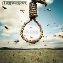Lagwagon - Hang  1 - fanzine