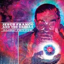 Jesus Franco & The Drogas - Alien Peyote 3 - fanzine