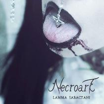 Necroart - Lamma Sabactani  1 - fanzine