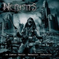 Nefastis - De Diebus Fastis Nefastis Infaustis 3 - fanzine