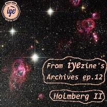 FROM IYEZINE'S ARCHIVES EP.12 – Holmberg II 1 - fanzine