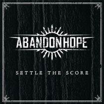Abandon Hope - Settle The Score 1 - fanzine