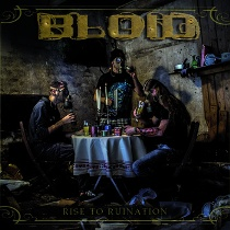Bloid - Rise To Ruination 1 - fanzine