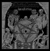 Disinterred - Incantation 11 - fanzine