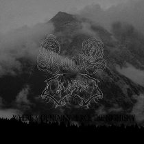 HaatE / Chiral - Where The Mountains Pierce The Nightsky 4 - fanzine