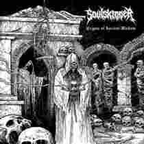 Soulskinner - Crypts Of Ancient Wisdom 8 - fanzine