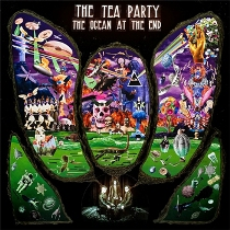 The Tea Party - The Ocean At The End 1 - fanzine