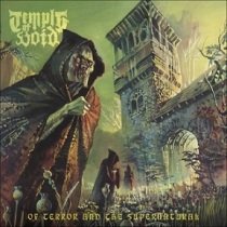 Temple Of Void – Of Terror And The Supernatural 1 - fanzine