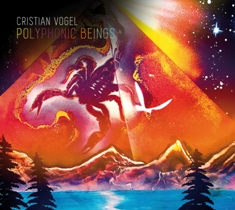 Cristian Vogel - Polyphonic Beings 8 - fanzine