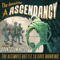 Ascendancy - The Amazing Ascendancy Versus Count Illuminatus 3 - fanzine