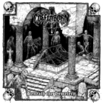 Coffinborn - Beneath The Cemetery 8 - fanzine