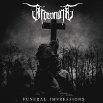 Frowning - Funeral Impressions 1 - fanzine