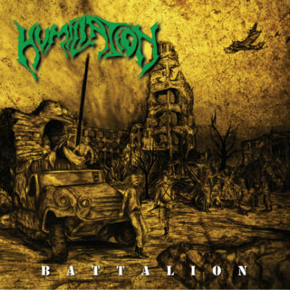 Humiliation - Battalion 8 - fanzine