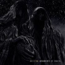 Infestum - Monuments Of Exalted 1 - fanzine
