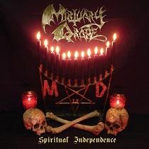 Mortuary Drape - Spiritual Independence 2 - fanzine