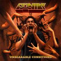 Panikk - Unbearable Conditions 10 - fanzine