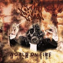 Soman - World On Fire 1 - fanzine