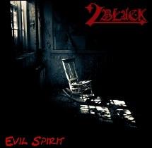 2Black - Evil Spirit 1 - fanzine