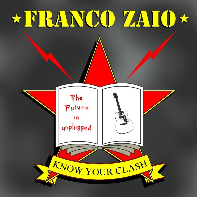 Franco Zaio - Know Your Clash - Live 23/4/2010 1 - fanzine