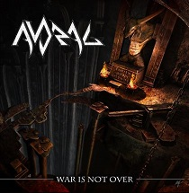 Avoral - War Is Not Over 1 - fanzine